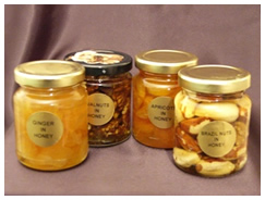 Exotic Honey Fruits from The Wiltshire Beekeeper